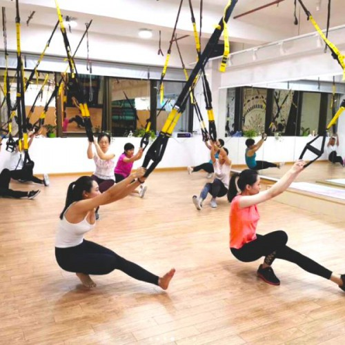 TRX(Total Body Resistance Exercise)