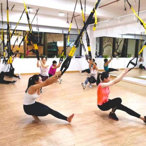 TRX懸吊式阻抗訓練